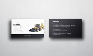 Wizytówka budowlanka